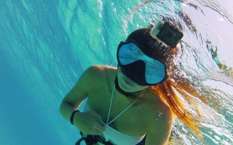 Camera Snorkel Mask Reviews